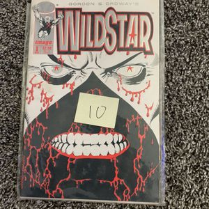 Wild Star Comic for Sale in Riverside, CA