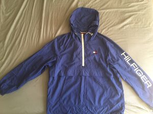 Tommy Hilfiger Wind Breaker SZ L for Sale in Silver Spring, MD