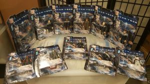 All Galaxy of Star Trek First Contact Movie Action Figures for Sale in Dale City, VA