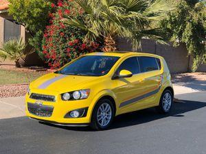 2016 Chevy Sonic for Sale in Phoenix, AZ
