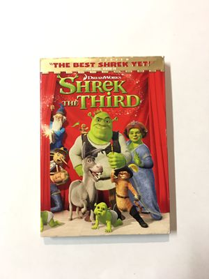 Shrek the third for Sale in Rialto, CA