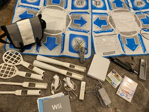 WII system everything you see here for Sale in Los Altos Hills, CA