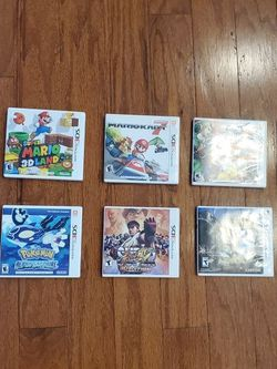 Lot of Nintendo 3DS Games for Sale in Ashburn,  VA