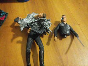 Rare Terminator Action Figures T1000 McFarlane Toys 2001 for Sale in San Antonio, TX
