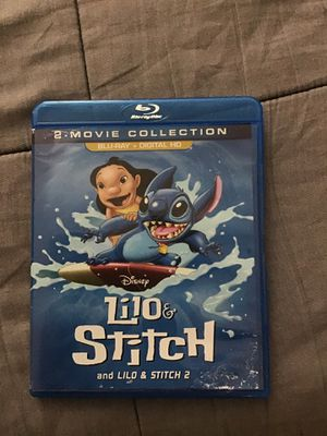 LILO & Stitch 1&2 (read description) for Sale in Wildomar, CA