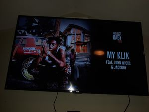 55'' tcl roku TV for Sale in Lawrenceburg, TN