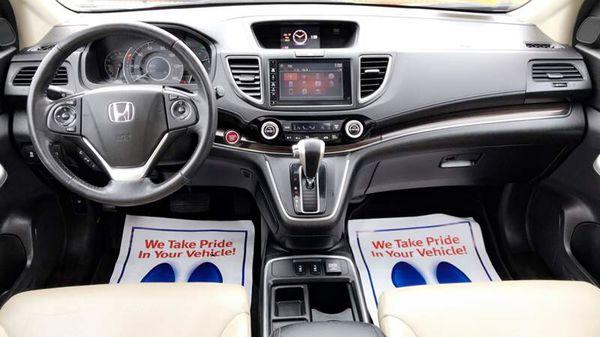 2015 HONDA CRV AWD