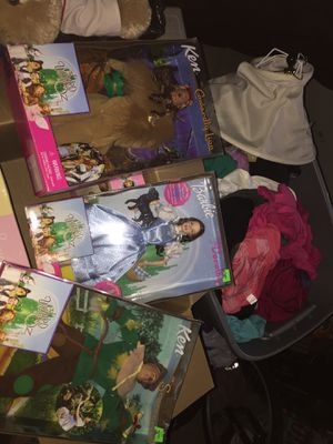 Wizard of oz barbies for Sale in Salem, MA