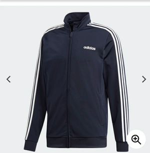 Adidas navy blue track suit XL for Sale in Kent, WA