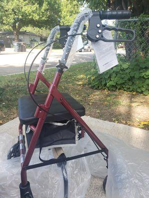 Pro basics Compass Health Junior Aluminun Rollator for Sale in Fort Worth, TX