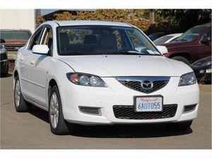2008 Mazda Mazda3 for Sale in Fresno, CA