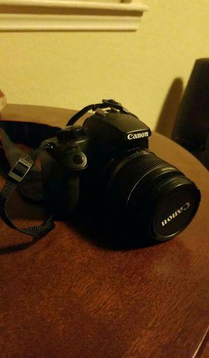 Canon EOS Rebel XS camera for Sale in Houston, TX