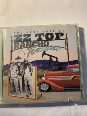 The Very Best of ZZ Top. Ranch Texicano 2cds for Sale in Highland, IL
