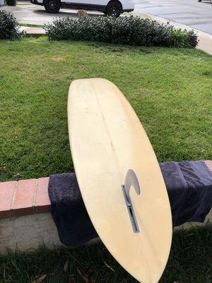 Custom made one of a kind longboard surfboard handmade custom shaped for Sale in Irvine, CA
