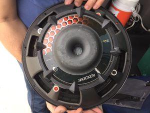 Kicker CompVR 07CVR124 - Speaker 🔥🔥 for Sale in Miami Gardens, FL