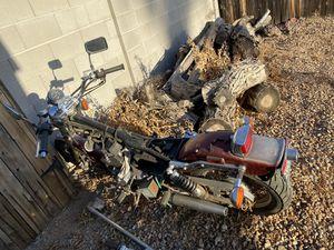 2001 Honda Rebel Motorcycle parts for Sale in Chandler, AZ