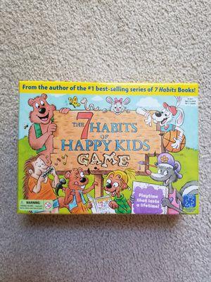 The 7 habits of happy kids board game for Sale in Las Vegas, NV