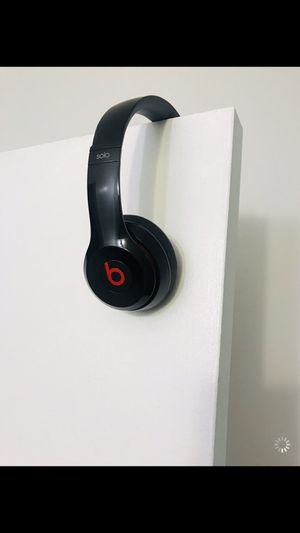 Beats Solo 1 Wired Headphones - Black and Red for Sale in Lanham, MD