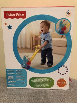 Push Toy for baby for Sale in Springfield, VA