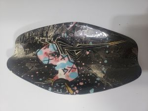 Signed Sascha Brastoff Mid-Century Hand-Painted Plate for Sale in Orlando, FL