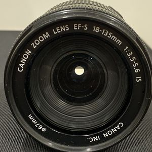 Canon Lens 18-135 for Sale in Brooklyn, NY