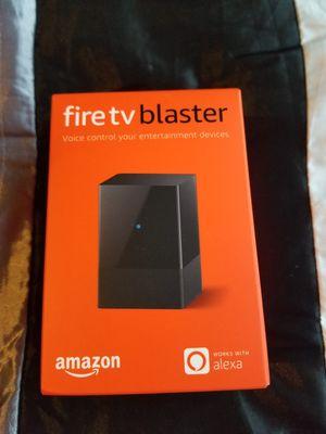 Amazon Fire tv Blaster for Sale in Pomona, CA