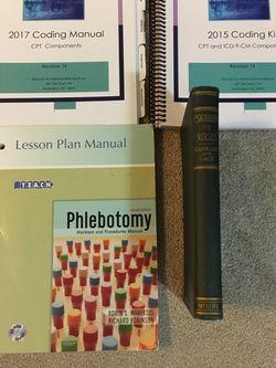 4 Medical Books for Sale in Las Vegas,  NV