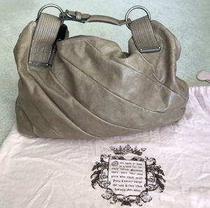Large Juicy Couture Hobo Purse for Sale in Houston, TX