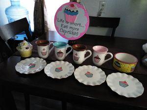 Cupcake kitchen decor for Sale in Huntington Park, CA