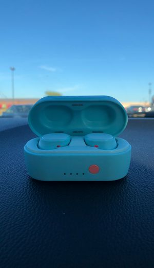 Baby Blue Skullcandy Sesh True Wireless Earbuds for Sale in Chicago, IL