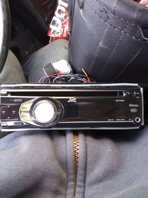 JVC CAR STERIO for Sale in Oakland, CA