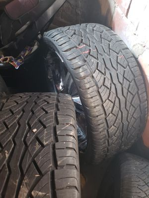 """24"""" rim and tires for Sale in Lincoln, NE"""
