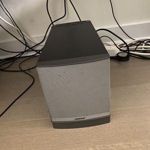 Bose Compnion Desktop Sound Speaker System for Sale in Brooklyn, NY