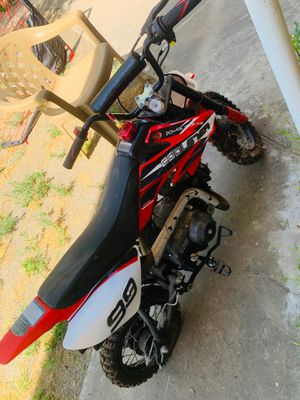 Rebel 110/1100cc dirt bike for Sale in Spring Valley, CA
