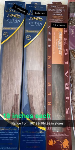 Hair Extension for Sale in Chicago, IL