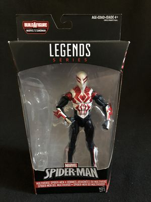Marvel Legends Spider-Man 2099 Sandman NO BAF for Sale in Alhambra, CA