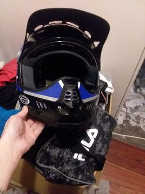 Dirt bike helmet for Sale in Salt Lake City, UT