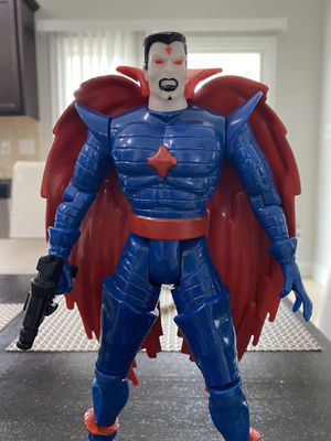 X-Men Mr. Sinister 10 Inch Vintage Action Figure 1994 Toy Biz for Sale in Fayetteville, NC