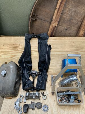 Motorcycle parts (full bike parts available ) for Sale in APOPKA, FL