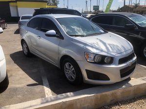 2016 Chevy Sonic lt for Sale in Gilbert, AZ