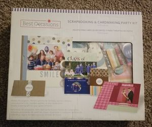 Scrapbooking and cardmaking kit for Sale in St. Louis, MO