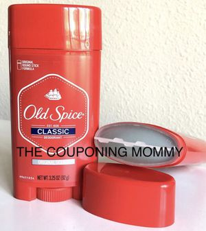 Men's Hygiene Bundle w/ Old Spice Classic Original Scent Deodorant (( 2 Sticks )) for Sale in Clovis, CA