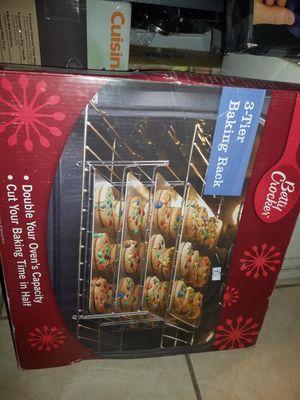 3 Tier Baking Rack for Sale in Lancaster, CA