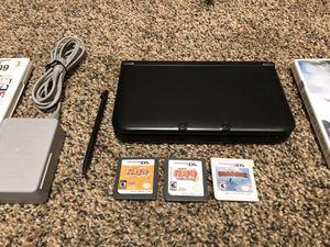Nintendo 3DS XL W Pokemon Ultra Moon for Sale in Rowlett, TX