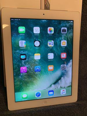 Apple iPad(4th generation)64 GB ,A1460 -Wi-Fi+Cellular (MM)Verizon for Sale in San Antonio, TX