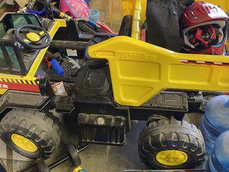 Tonka Dump Truck Power Wheel for Sale in Selah,  WA