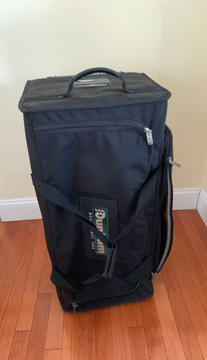 Two Black rolling suitcases for Sale in Old Orchard Beach, ME