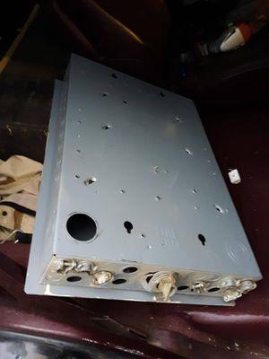 Breaker box for Sale in West Point, MS