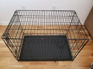 Dog crate for Sale in Jersey City, NJ