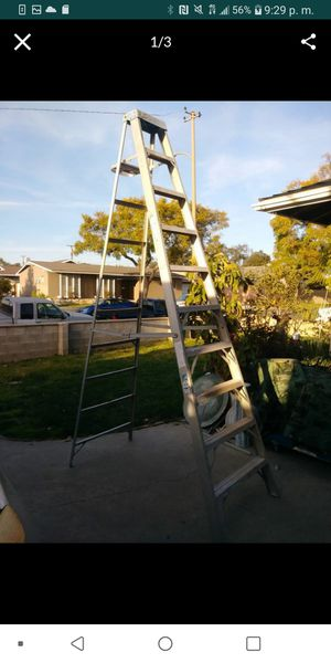 Ladder werner 10' for Sale in Santa Ana, CA
